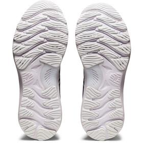 asics Gel-Nimbus 23 Knit Shoes Women sheet rock/black
